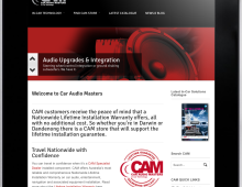 Website Design – CAM