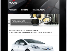 Focal – Business Website