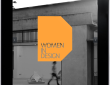 Event Website – Women in Design