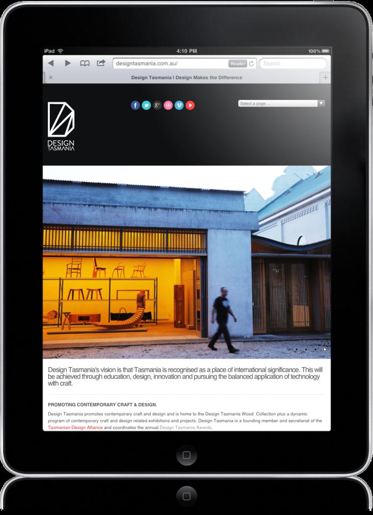 ipad-design-tasmania-website-design