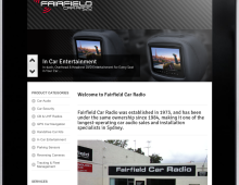 Website Design – Fairfield