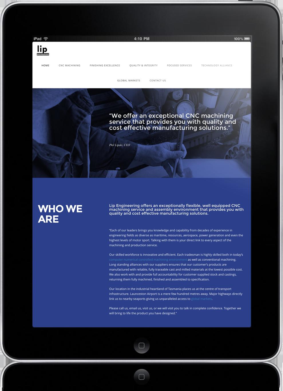web-ready website package tasmania